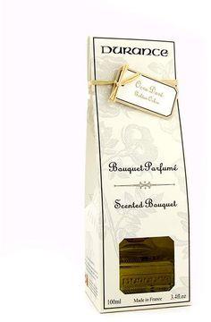 Durance Scented Bouquet - Golden Ochre #perfumes#interior#water