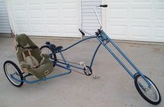 Miller Welding Projects Idea Gallery Chopper Bikes Wside Car