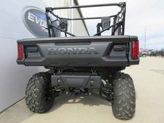New 2016 Honda Pioneer 1000 EPS ATVs For Sale in South Dakota. 2016 Honda Pioneer 1000 EPS, Honda Pioneer 1000 with EPS special at Evolution Powersports in Watertown, SD. We have 2 of these at this price. 2016 Honda® Pioneer® 1000 EPS Not Just Bigger: Better. The outdoors is meant to be explored. The highest hills, the deepest canyons, and the farthest reaches of the forests all lie in wait. And now, we bring you an entirely new vehicle that can get you there. The all-new Pioneer® 1000 is…