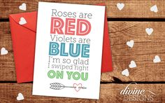 http://sosuperawesome.com/post/137908006103/valentines-cards-including-the-tinder-card-by