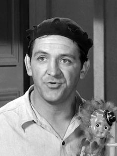 """The Andy Griffith Show"" (TV show) George Lindsey as 'Goober Pyle'"