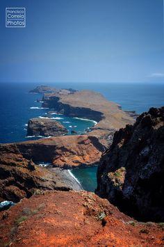 Ponta de Sao Lourenço, Ilha da Madeira - PORTUGAL