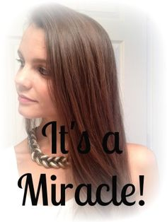 Miracle Home Recipe for Uncontrollably Oily Hair