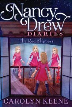 The Red Slippers (Nancy Drew Diaries Book by [Keene, Carolyn] Best Mysteries, Cozy Mysteries, Mystery Series, Mystery Books, Nancy Drew Diaries, Used Books, Books To Read, Reading Books, Nancy Drew Books