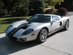 Ford GT40... One very FINE car!!!