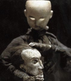 The stop-motion animation of the Brothers Quay (never 'The Quay Twins') has often been likened to that of Jan Švankmajer, their great Czech forerunner. The Quays are clearly irked by the comparison, despite their clear admiration for Švankmajer, even claiming not to have heard of him when they started out as animators.