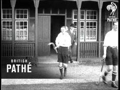 International Hockey Match (1920) - YouTube