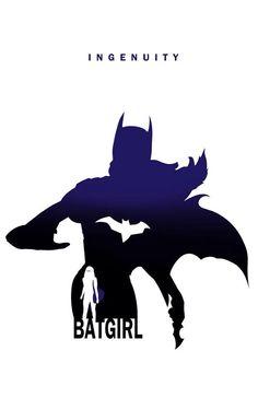 Batgirl -Ingenuity By Steve Garcia
