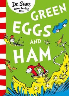 Kniha: Green Eggs and Ham (Dr. Seuss). Nakupujte knihy online vo vašom obľúbenom kníhkupectve Martinus! University In England, Beginner Books, Green Eggs And Ham, Early Readers, Reading Levels, Best Selling Books, Early Learning, Paperback Books, Book Format