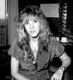 Stevie Nicks, 1977.
