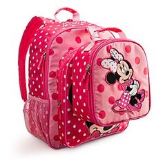 Minnie Mouse Backpack Collection for Girls $19.50