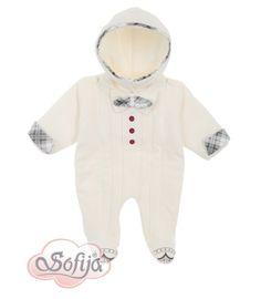 Pajac z kolekcji Gracjan  www.sofija.com.pl  #sofija #dziecko #ubranka #niemowlęta #kinder #kinderkleidung #baby #children #kids