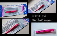 MichelaIsMyName: Tweezerman Mini Slant Tweezer
