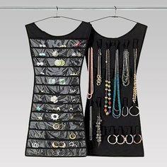 Elbise şeklinde dekoratif takı askısı modeli