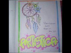 Resultado de imagen para como marcar los cuadernos de artes