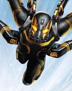 Ant-Man : yellow jacket