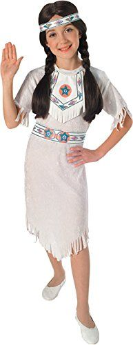 Rubies Native American Princess Child Costume, Medium *** Be sure to check out this awesome product.