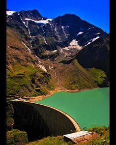 Dams - man changing the landscape #dam #mankind #change #influence #landscape