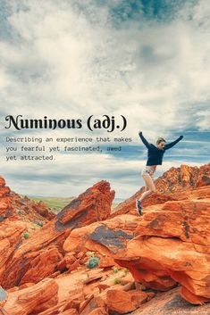 Numinous - For those of us with Wanderlust, the desire to travel and explore new things always outweighs the fear. There is something that pulls us toward the unknown and it can't be ignored. 30-ways-to-define-wanderlust