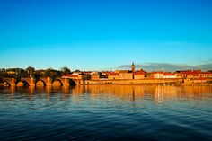 A sunny day at Berwick-upon-Tweed, Northumberland. Berwick Upon Tweed, Seaside Towns, Colour Inspiration, Heaven On Earth, Where To Go, Sunny Days, Spinning, Places Ive Been, Countryside