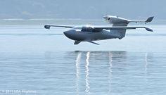 AKOYA Light Amphibious Ski Plane by Lisa Airplanes