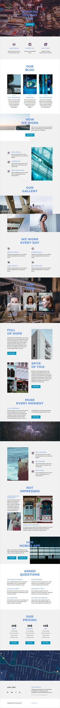 Matrix - Multipurpose Responsive Email Template + Stampready - real estate newsletter template