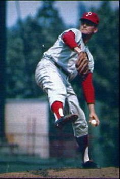 Lefty Chris Short was the 1964 Phillies rotation #2 pitcher