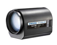 New-Samsung-SLA-880-1-2-C-mount-Motorized-10x-Zoom-Lens