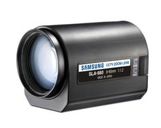 New-Samsung-SLA-880-1-2-C-mount-Motorized-10x-Zoom-Lens
