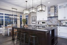 Kitchen / Nook Kitchen Nook, Kitchen Island, Aspen Wood, Woods, Table, Kitchens, Decorating Ideas, Inspiration, Furniture