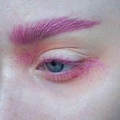 Ideas For Makeup Artist Cosmetics Make Up Pink Makeup, Cute Makeup, Makeup Art, Hair Makeup, Fox Makeup, Witch Makeup, Scary Makeup, Simple Makeup, Makeup Goals