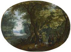 school antwerp huntsmen with thei | landscape | sotheby's l16034lot8ylmnen