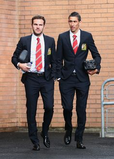 Juan Mata & Angel Di Maria - Burnley v Manchester United 30th August 2014 #BFC #MUFC #EPL