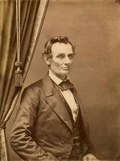 Sept.23,1858 In Springfield Illinois photo by Mr.Greman.