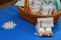 Cool! Frozen-Inspired Birthday Party Ideas for Boys