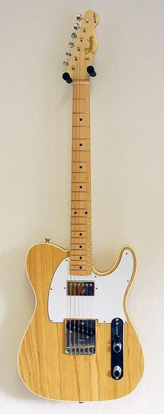 Fender CS Telecaster Albert Collins Signature