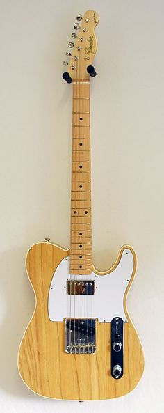Fender CS Telecaster Albert Collins Signature