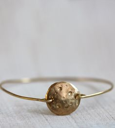 Full Moon Forged Bangle Bracelet by Praxis Jewellery on Scoutmob Shoppe Jewelry Box, Jewlery, Jewelry Accessories, Jewelry Design, Jewelry Rings, Bangle Bracelets, Bangles, Full Moon, Swagg