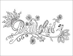 Ok, so this is NOT the coloring you did as a kid, so you need some good pencils to go with it! If you like sort-of crayon pencils, go for THESE ONES but if you prefer the pencil-ness of colored pencils, then THESE ONES are great to layer- even over or under marker! Either way, here are some cool FREE printable coloring pages for the kid in you! Swear Word Coloring Pages from John T Coffee Coloring Pages from Moms and Crafters Creative Haven Owls from Dover Publications Today Is ...