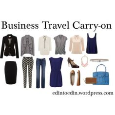Business Travel Carry-on