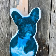 pillow shape for back sleeper Pillow Forms, Dog Portraits, Coloring For Kids, Snuggles, Bulldogs, All The Colors, Happy Shopping, Decorative Pillows, French Bulldog