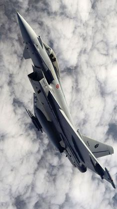 Eurofighter Typhoon 2, certainly a good vehicle for a Superhero to get around in!