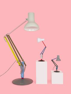 one forty three lighting. Anglepoise And Paul Smith Play With Scale - IN/OUT One Forty Three Lighting