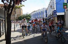 Cruz Roja, Valdepeñas - Marcha cicloturista