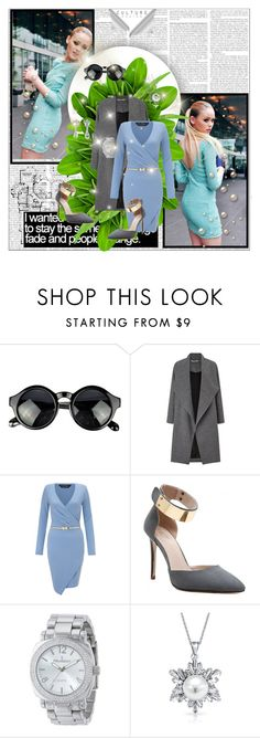 """""""Untitled #85"""" by neyra11 ❤ liked on Polyvore featuring Guerlain, Miss Selfridge, Peugeot, Bling Jewelry, men's fashion and menswear"""