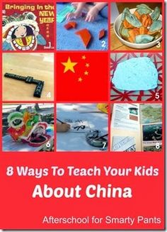 China Elementary School Unit for Chinese New Year | Planet Smarty Pants