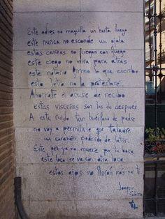 Este adiós no maquilla un 'hasta luego' by franuco, via Flickr