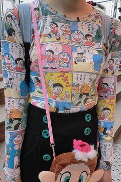 Cute manga top x