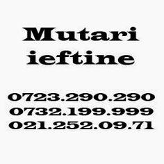 Constructii   Transport marfa   Mutari, Relocari: Mutarea intr-o locuinta noua cu firma de mutari