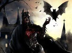 Image result for batman fantasy art
